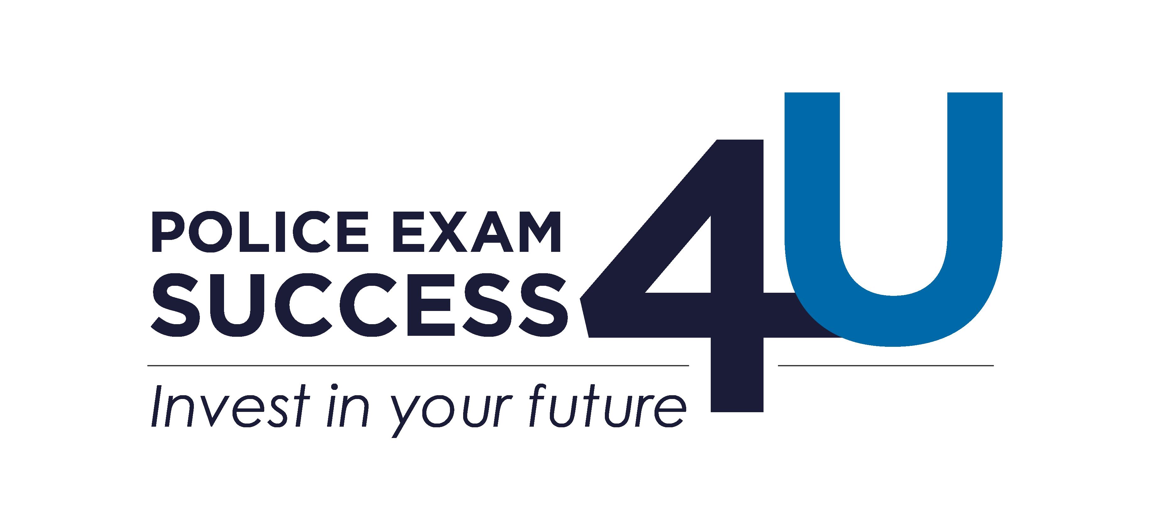 Police Exam Success 4U
